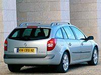 Renault Laguna Estate 2001-2007