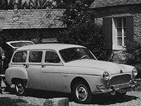 Renault Manoir 1956-1960