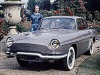 Renault Caravelle 1962-1968