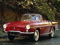 Renault Floride cabriolet 1958-1963