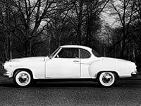 Borgward Isabella coupé 1954-1961
