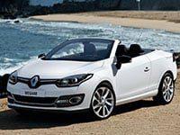 Renault Megane CC 2010-2015