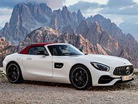 Mercedes-Benz AMG GT - R190 - depuis 2016