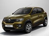 Renault Kwid depuis 2015