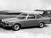 Glas 2600 V8 1966-1967