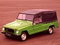 Renault Rodeo 1970-1981
