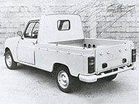 Renault 4 pick-up 1982-1986