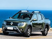 Renault Duster Oroch depuis 2015
