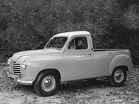 Renault Colorale pick-up 1950-1957