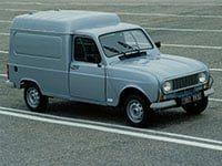 Renault 4 fourgonnette 1961-1988