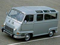 Renault Estafette 1959-1980