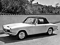 Glas GT cabriolet 1965-1967