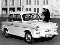 Trabant P50-600 1957-1962