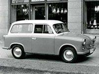 Trabant P50-600 1958-1964