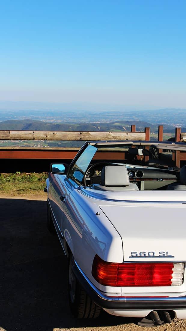 Au loin les Alpes, en route vers l'évasion - photo Martial Marrocco