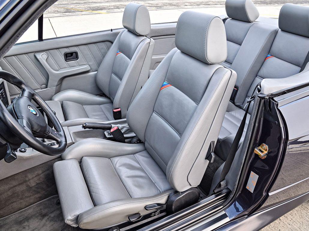 BMW Serie 3 E30 Cabriolet, histoire et fiche technique | Auto Forever