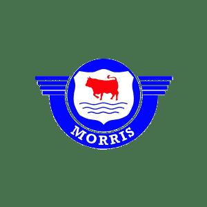 Tous les modèles du constructeur Morris