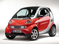 Smart City Coupe Fortwo 1997-2007