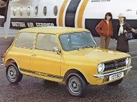 Mini Clubman 1969-1980
