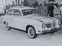 Goliath GP 700-900 1955-1957