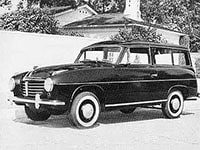 Goliath GP 700-900 Kombi 1955-1957