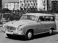 Goliath 1100 Kombi 1957-1958