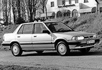 Rover 200 sedan 1984-1989