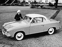 Goliath 1100 coupé 1957-1958