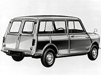 Mini Countryman Traveller 1960-1969