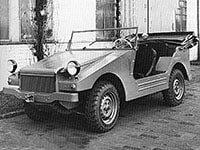 Goliath Jagdwagen 1955-1960