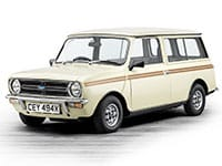 Mini Mini Clubman Estate 1969-1980