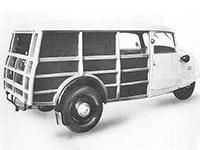 Goliath GD 750 Lieferwagen 1949-1955