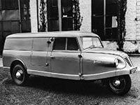 Goliath Goli Lieferwagen 1955-1961