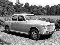 Rover P4 1949-1964