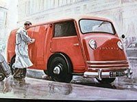 Goliath GV 800 1951-1953