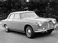 Rover P5 1958-1973