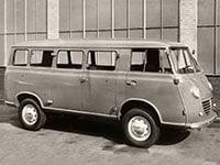 Goliath Express 1953-1961
