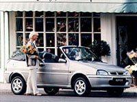 Rover 100 cabriolet 1994-1997