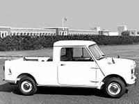 Mini Mini pickup 1961-1969