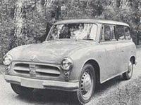 Zwickau p70 Break 1956-1959