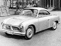 Zwickau p70 Coupé 1956-1959