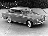 Hansa 1100 1958-1963