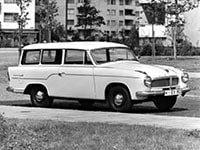 Hansa 1100 Break 1958-1963