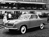 Hansa 1100 Coupé 1958-1963