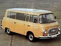 Barkas b1000 1961-1991