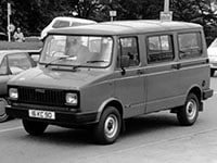 Freight Rover Sherpa 200 series 1981-1987