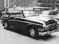 Sachsenring p240 1956-1959