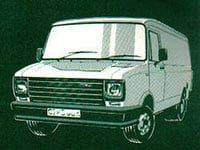 Freight Rover 300 series 1984-1987