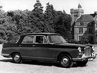 Vanden Plas Princess 3 liter / 4 liter 1960-1968