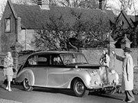 Vanden Plas Princess Limousine 1960-1968